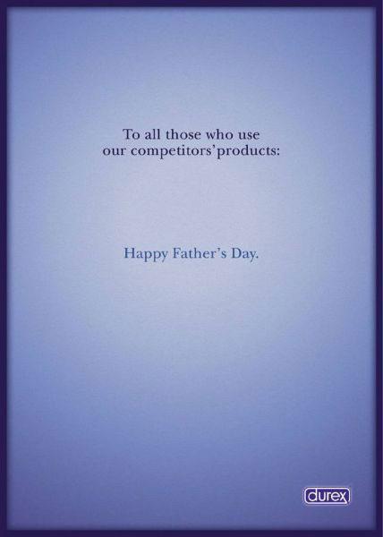 anúncio, dia do pai, durex