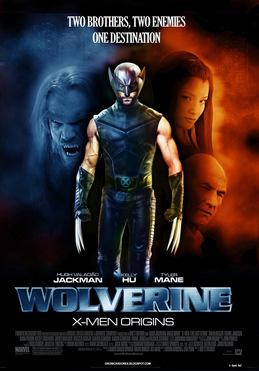 X-Men 4 Origins Wolverine กำเนิดวูลฟ์เวอรีน [HD][พากย์ไทย]
