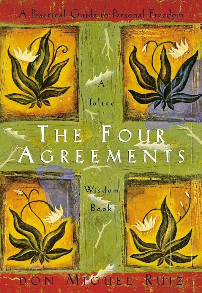 The Four Agreements by Don Miguel Ruiz (2018, Digitaldown)
