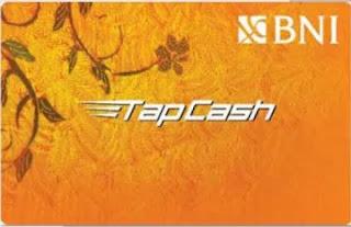 Kartu e-Money Tap Cash BNI