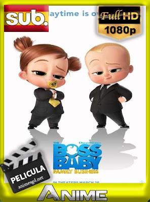 Un jefe en pañales 2: Negocios de familia (2021) PCOK WEB-DL subtitulada HD [1080P][GoogleDrive] [Mega] DizonHD