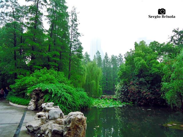 People's Park (lake) - Shanghai