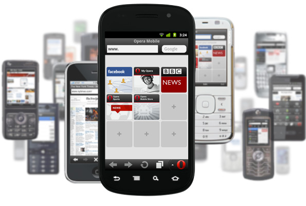 Top Five Download Opera Mini Without Google Play - Circus