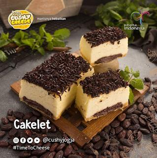 Review Jogja Cushy Cheese Cake Varian Rasa dan Harga Terbaru