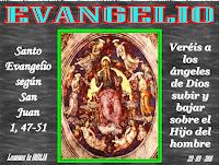 Resultado de imagen para En aquel tiempo, vio Jesús que se acercaba Natanael y dijo de él: «Ahí tenéis a un israelita de verdad, en quien no hay engaño.»