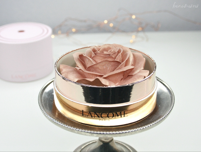 #FrenchFriday : Lancome Starlight Sparkle La Rose a Poudrer 2018