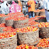 Tomato farmers contain pest, flood Mile 12 market with supplies