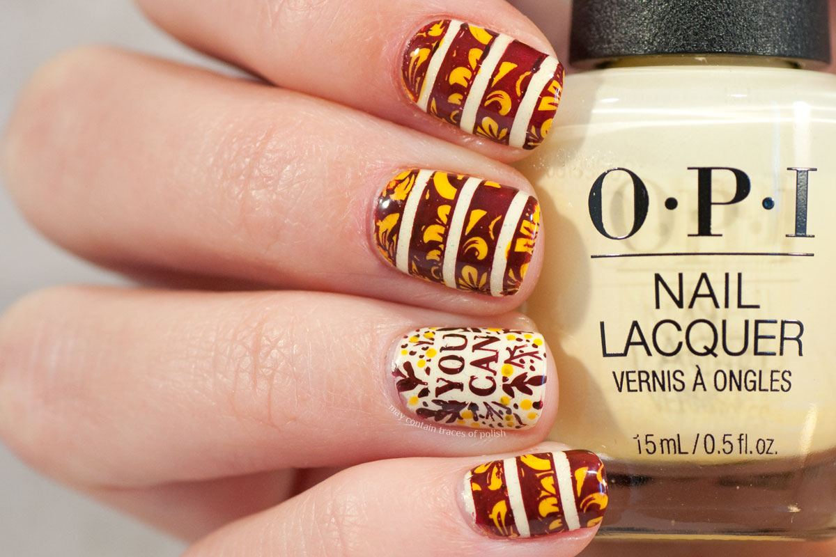 Autumn Nails May Contain Traces Of Polish