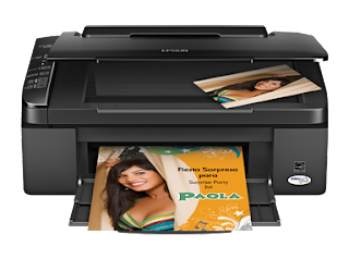 Download Epson Stylus TX110 drivers