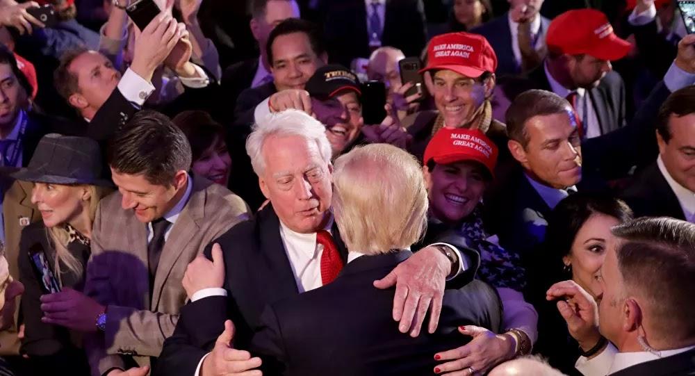 حدث نادر... ترامب يقيم جنازة شقيقه الأصغر داخل البيت الأبيض