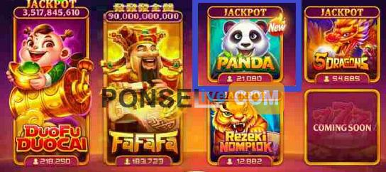 domino panda topbos terbaru