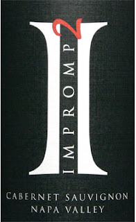 Arns Winery NV Impromp2 2 Cabernet Sauvignon label