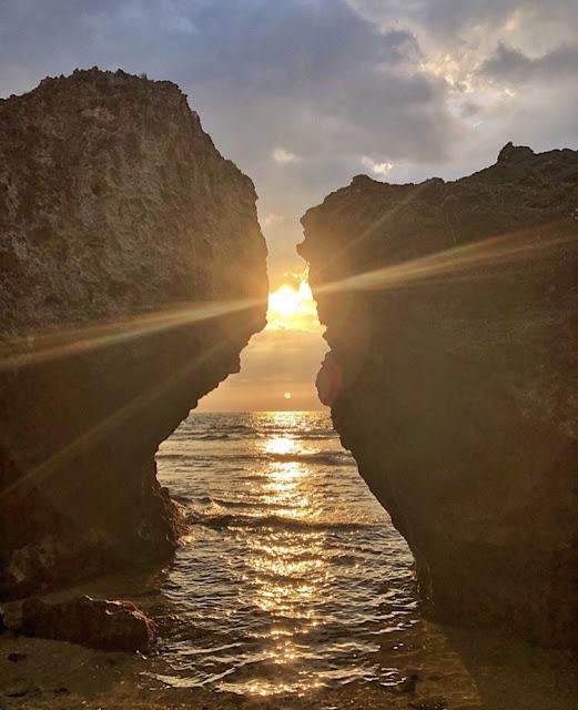 小琉球景點-蛤板灣沙灘