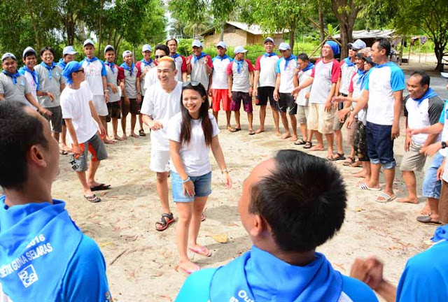 OUTBOUND TEAM BUILDING PULAU TIDUNG | PT SGS