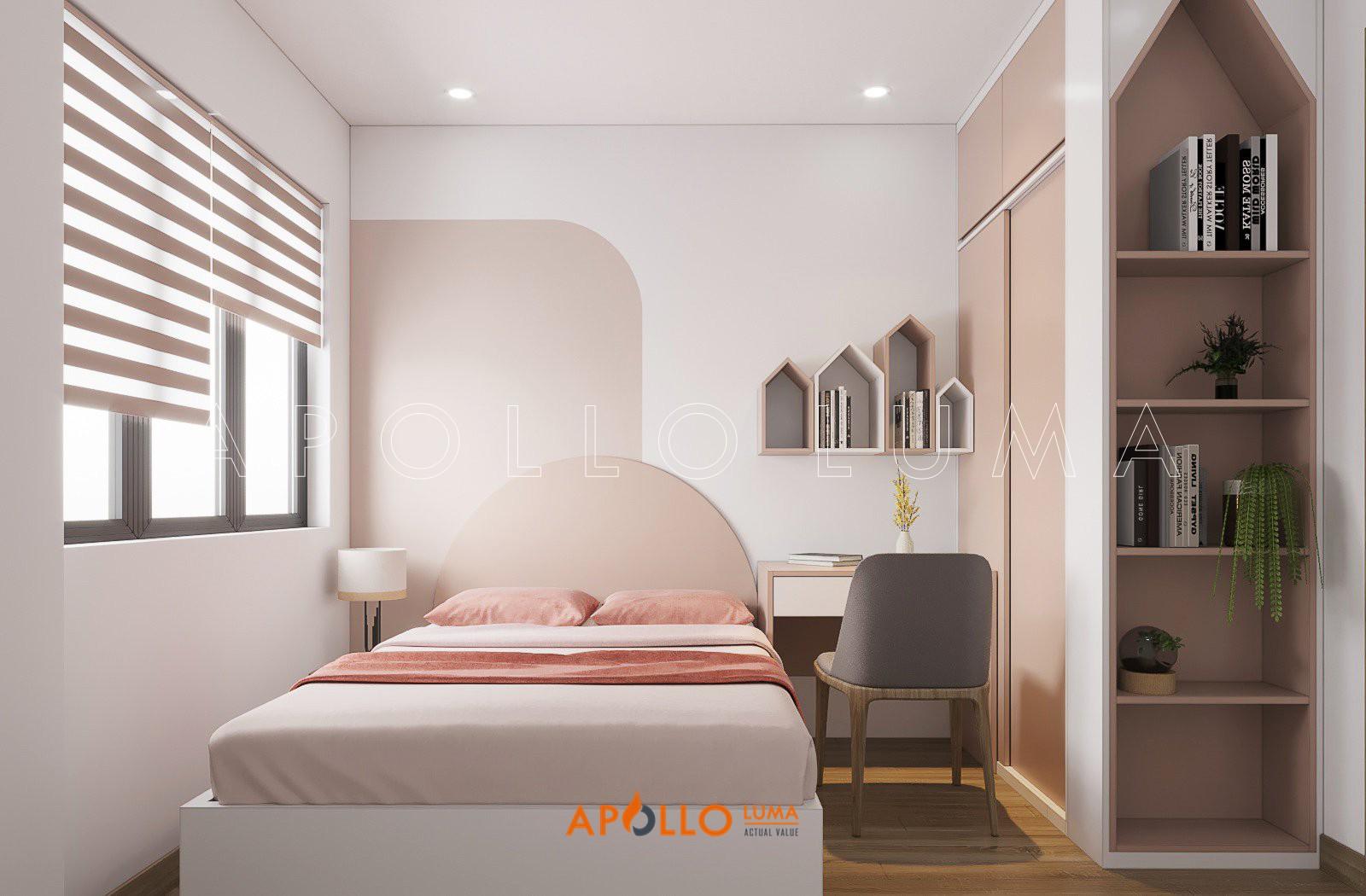 Apollo Luma - Đơn vị thiết kế & thi công nội thất Vinhomes chuyên nghiệp
