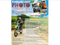 Lomba Foto Kawasaki Greentech
