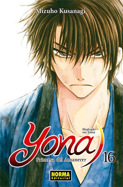 """Reseña de """"Yona Princesa del Amanecer"""" vol. 16 de Mizuho Kusanagi - Norma Editorial"""