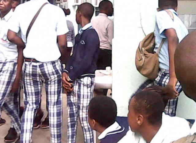 INVESTIGATION: Inside Lagos school where A1 can be bought