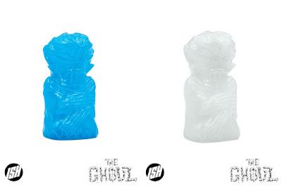 Craig Gleason's The Ghoul Tiki Sofubi Figure by Justin Ishmael