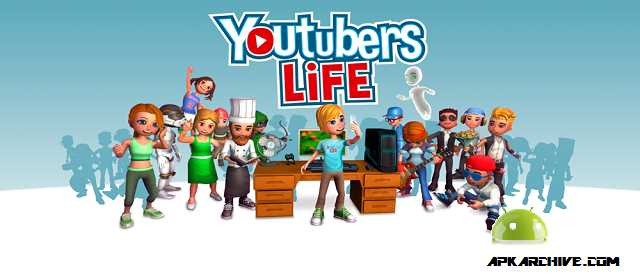 Youtubers Life – Gaming Apk indir Youtuber Hayat Oyunu