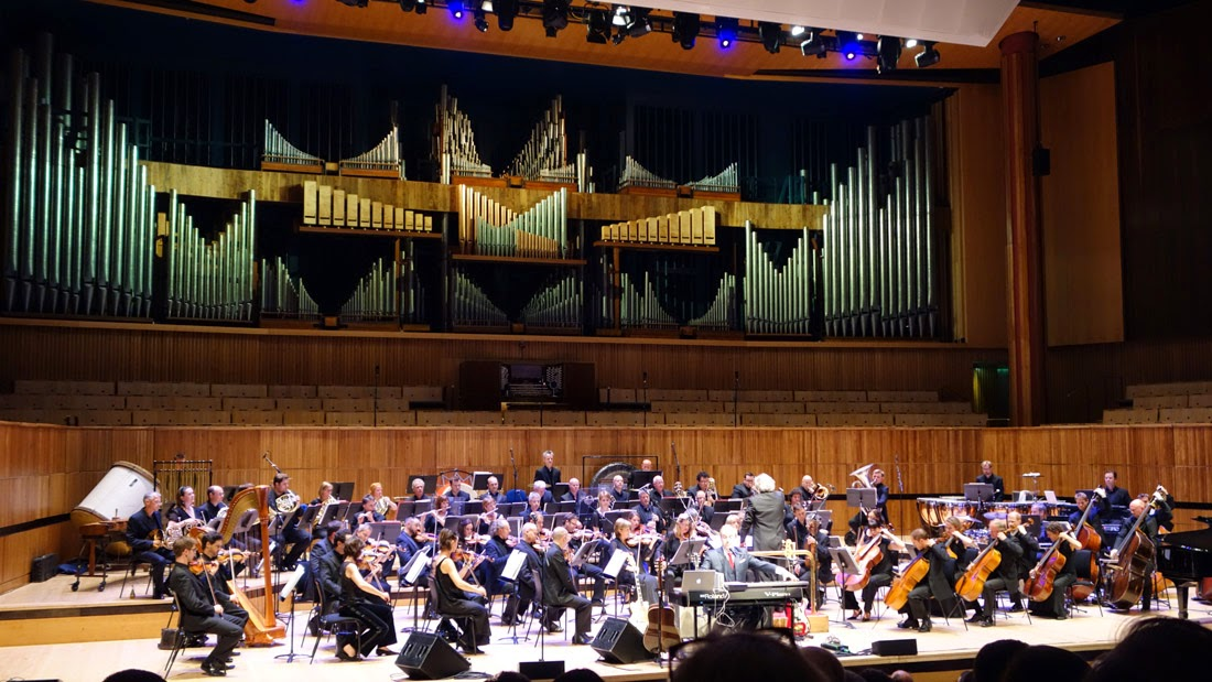 David Arnold at Royal Festival Hall, London 2014