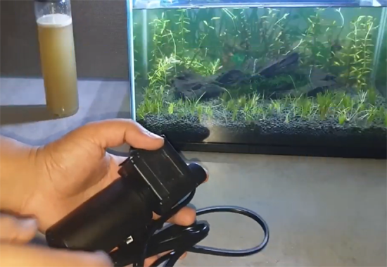 How to Setup Nano Aquarium Filter