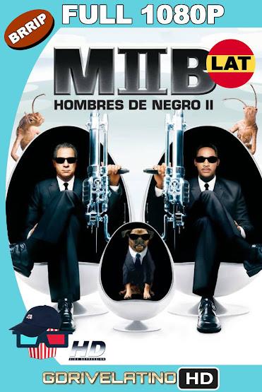 Hombres de Negro 2 (2002) BRRip 1080p Latino-Ingles MKV
