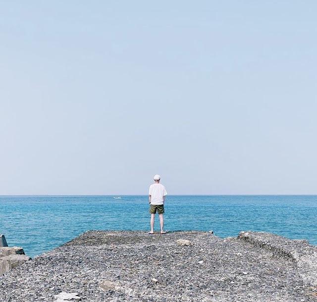 小琉球景點-中澳沙灘