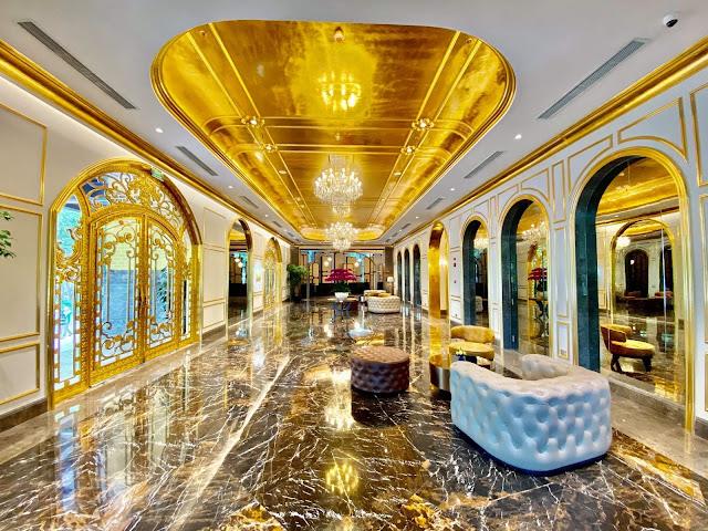 Dolce Hanoi Golden lake News, News In Hindi, Golden Lake Hotel News, सोने का पहला होटल, डोल्से हनोई गोल्डन लेक होटल न्यूज़