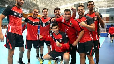 منتخب مصر يتوج ببرونزية كأس العالم لكرة اليد