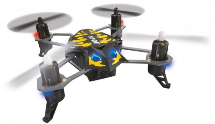 review revell spot camera quadcopter the test pit. Black Bedroom Furniture Sets. Home Design Ideas