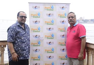 'Mile Sur Mera Tumhara' Duo Louiz Banks and Piyush Pandey Join Hands for Paani Ka Teeka's Anthem