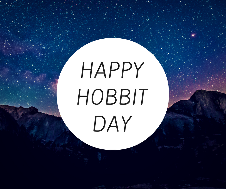 Hobbit Day Wishes for Whatsapp