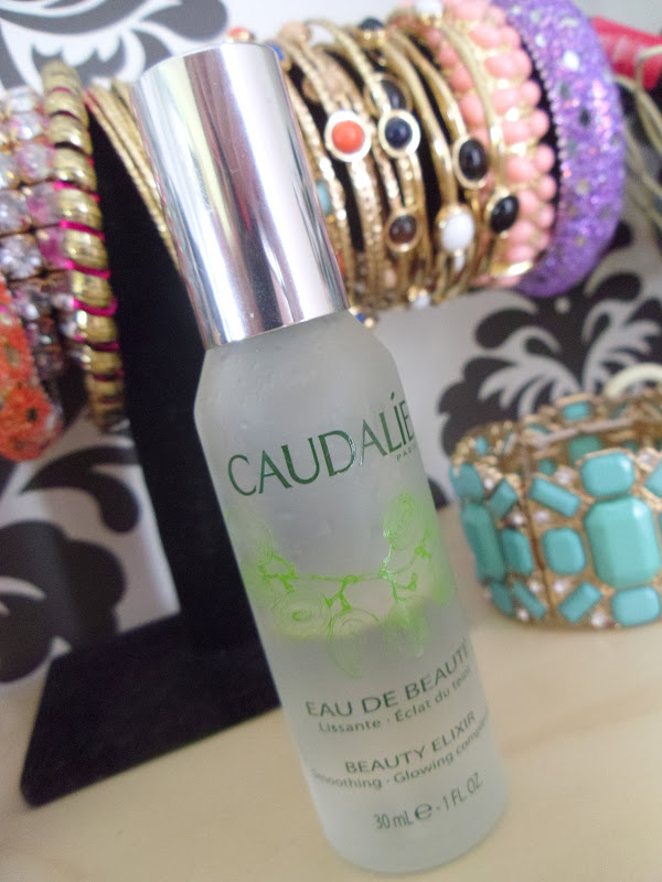 Caudalie Beauty Elixir Product Review