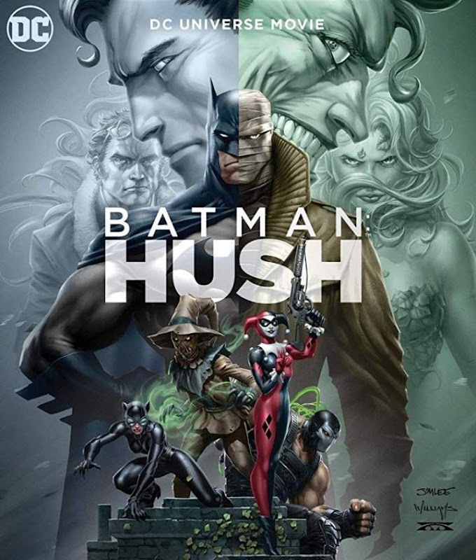 Download Movie: Batman: Hush (2019)