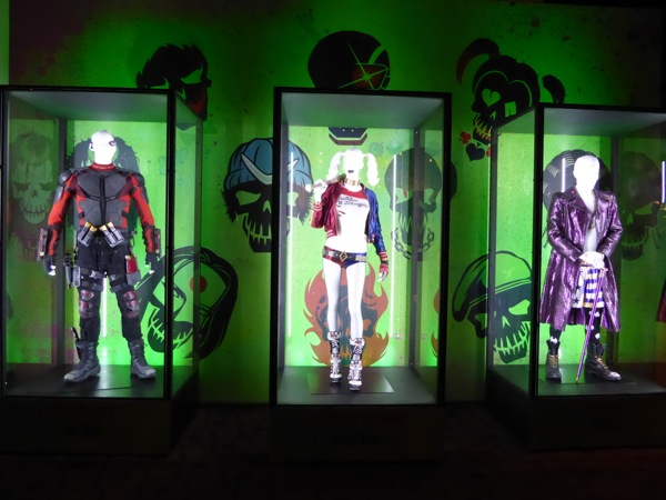 Suicide Squad movie costumes & Hollywood Movie Costumes and Props: Joker Harley Quinn and Deadshot ...