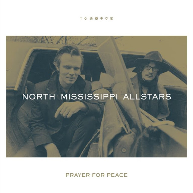 NORTH MISSISSIPPI ALLSTARS - Prayer for peace 1