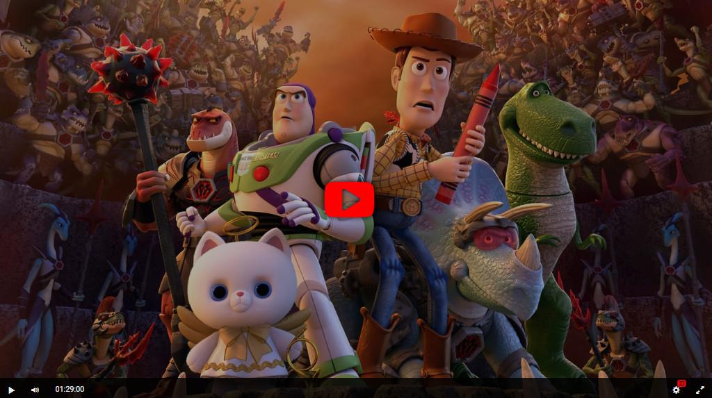 Toy Story 4 Película Completa