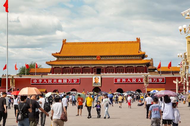 02. Plaza de Tiananmen