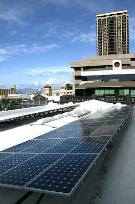 photovoltaic Hawaii