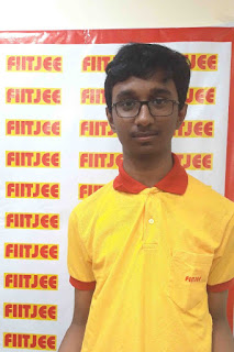 FIITJEE L. Gokulnath is NATIONAL TOPPER in NTSE Stage-II, 2017-18 news in hindi