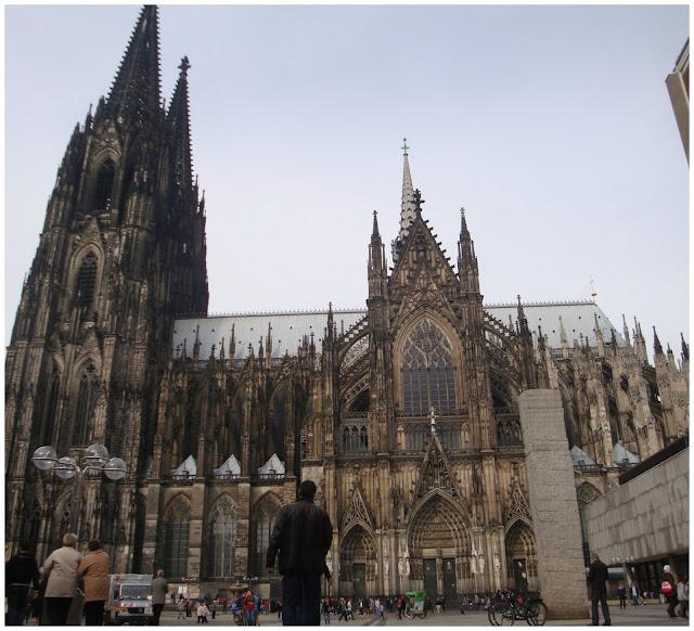 Chip de celular na Alemanha - Catedral de Colônia