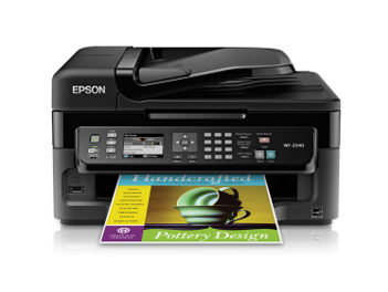 Epson WorkForce WF-2540 Drivers Free Download