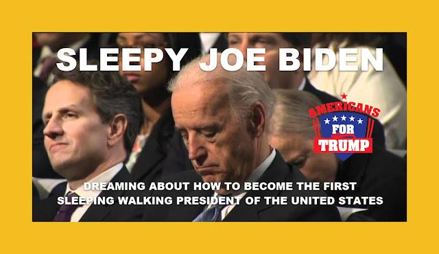 Memes: SLEEPY JOE BIDEN THE FIRST   SLEEPING WALKING PRESIDENT OF THE UNITED STATES