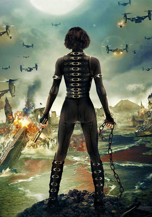 Alice în Resident Evil: Retribution 2012