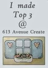 Top 3 card