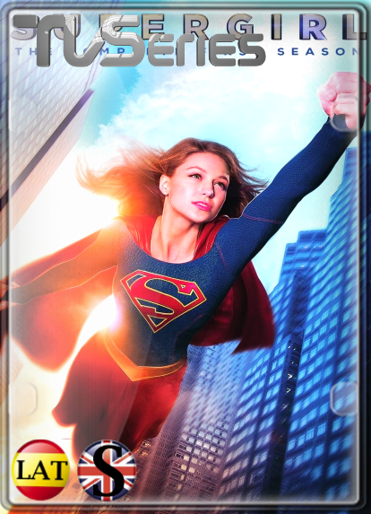 Supergirl (TEMPORADA 1) HD 1080P LATINO/INGLES