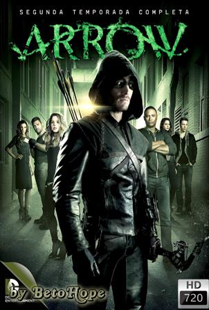 Arrow Temporada 2 [720p] [Latino-Ingles] [MEGA]