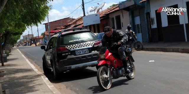 Moto roubada em Codó é recupera pela polícia de Chapadinha