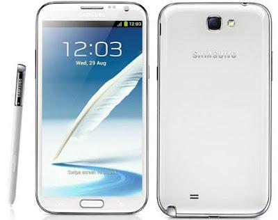 Gambar Samsung Galaxy Note II N7100